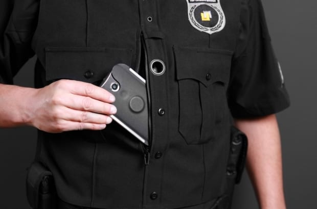 Police-worn body cameras not panning out