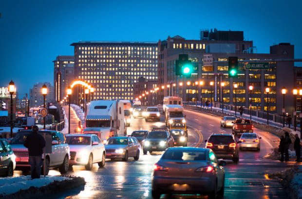 Are road rage and maddening traffic congestion linked?