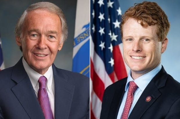 Who's looking at a Markey-Kennedy race?